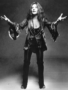 Tales for Karina Marie: Style Icon: Janis Joplin