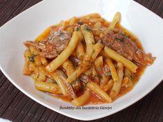 """""""Pastari"""" inabusite cu usturoi - Bunătăți din bucătăria Gicuței Pasta Salad, Ethnic Recipes, Food, Green, Salads, Crab Pasta Salad, Essen, Meals, Yemek"""