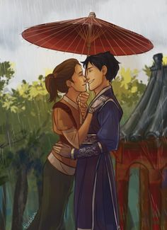 It's Cinder and Kai's shipweek!! This is for Rainy Day~