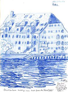 ROBSERVATIONS: Copenhagen sketches