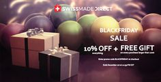 It is not too early for this Free Gifts, Black Friday, Corporate Gifts