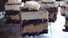 Torty ciasta i ciasteczka Joli: Ciasto cappuccino z nutellą