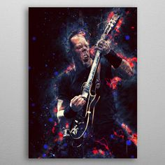James Caricature by Abraham Szomor | metal posters - Displate