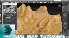 3DS Max: How to create realistic terrain for beginners