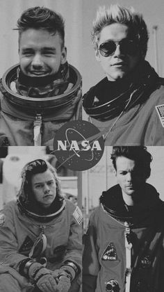 Our boys were the only band that was allowed to shoot at NASA for their video #proud of my boys