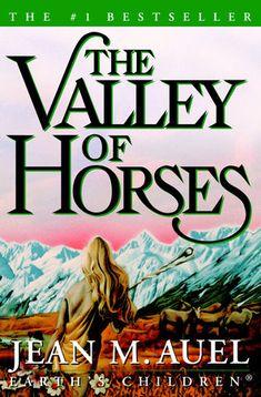 I Love Books, Good Books, Books To Read, Ya Books, Jean Auel, Cave Bear, Horse Books, Reading Lists, Reading Wall