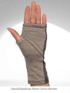 Fingerless Gloves / Eco-Friendly Elegant Handwarmers Texting Gloves Arm Wrist Hand Warmer Tattoo Co Sage Green Dress, Texting Gloves, Grey Gloves, Mode Hijab, Hand Warmers, Refashion, French Terry, Fingerless Gloves, Organic Cotton