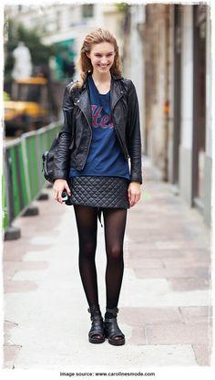 Street Style Inspiration - Manuela Frey - Street Style Snapshot