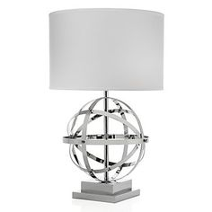 Pinnacle Table Lamp   Table Lamps   Lighting   Decor   Z Gallerie