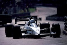 Martin Brundle Brabham - Judd Monaco 1989