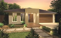 Metricon Home Designs: The Delta Classic Facade. Visit www.localbuilders.com.au/builders_queensland.htm to find your ideal home design in Queensland