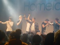 Hometown onstage 3