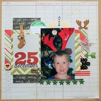 A Project by Tarrah from our Scrapbooking Gallery originally submitted 12/12/13 at 02:52 PM