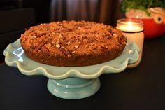 Vintage Coffee Cake Recipe with a Vegan Twist! #VeganRecipes #VintageVeganRecipes