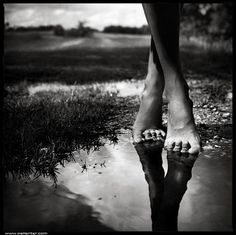 Bare feet,Black and white,Close up,Favorites,Feelings,Feet - inspiring picture on PicShip.com