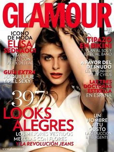 Glamour Spain May 2014 Cover (Glamour Spain)