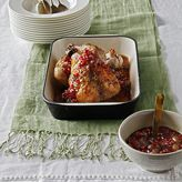Kerst recept - hele parelhoen met saus - Libelle