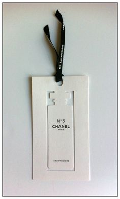 La mouillette Chanel