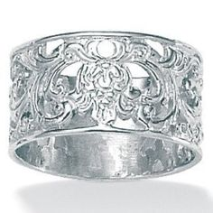 Fancy Design Sterling Silver ring