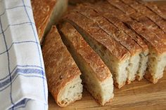 Fresh homemade bread for breakfast every day at Strandhagen B&B in Porvoo, Finland. Bed And Breakfast, Finland, Banana Bread, Homemade, Fresh, Desserts, Food, Tailgate Desserts, Deserts