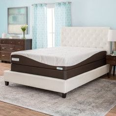 Daily Recommend - ComforPedic from Beautyrest 10-inch Queen-size Gel Memory Foam Mattress Set