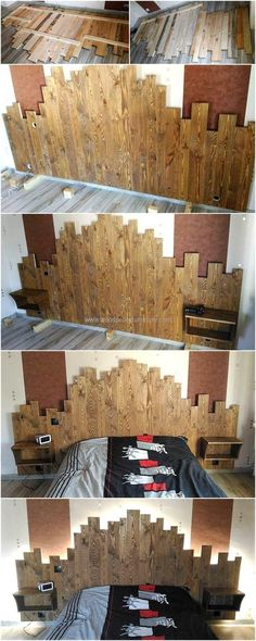 The advantage of crafting wood pallet furniture is that it makes it more inexpensive. Putting detailed attention into your craft gives it an intricate,ravishing and dainty finish hence making it a perfect craft of professional skill. Do try such important and worthwhile projects to bless your place with artistic look.