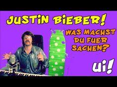 Justin Bieber Song: Justin Bieber, was machst Du für Sachen?