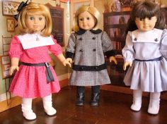 Doll Clothes Pattern 1890 Coat and Blouson Dress No by medwelch, $13.00