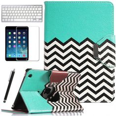 a4d167e8b9 For New Apple iPad 4 3 2 Stand Leather Case Smart Cover With Bluetooth  Keyboard