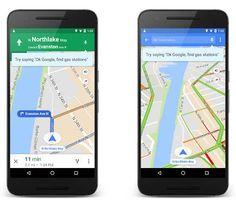 Google Maps se actualiza con nuevos comandos de voz