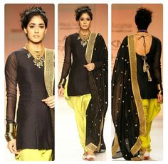 Payal Singhal- love yellow and the chunni