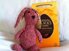 Bunny rabbit Easter treat