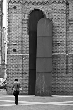 Wielkie wejście / The Big Entrance ; Museum Of Modern Art, Art Museum, World View, Central Europe, Warsaw, Travel Inspiration, Entrance, Cities, Places To Visit