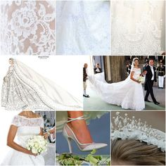 readyforroyalty:  Wedding of Princess Madeleine and Chris O'Neill-June 8, 2010-wedding details