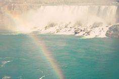 American Falls II by Erin Johnson