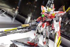 Gunpla Builders World Cup (GBWC) 2014 Japan Finalists Entries - On Display @ Gunpla Expo World Tour 2014 (Japan)  [PART 5]     Images via T...