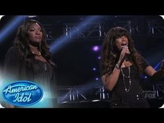 Candice Glover and Jennifer Hudson Performs Inseparable - AMERICAN IDOL SEASON 12--Amazing Performance!!!!