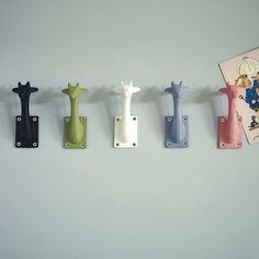 Gilly Giraffe Hooks