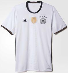 Adidas divulga nova camisa titular da Alemanha - Show de Camisas