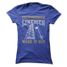 Transmission Linemen Work It Hot