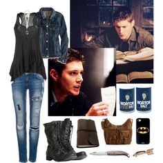 """Supernatural"" by mysterygirl1999 on Polyvore"