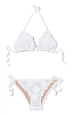 The perfect #honeymoon #bikini   ...???  I had a suit like this in the late 60's (almost vintage now) ha