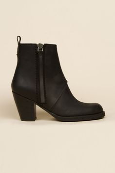 Acne Pistol Boot. Buy an iPad or these boots?