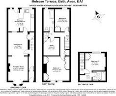1000 Images About Terraced House Layout On Pinterest