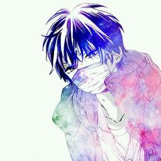 Anime Guy Galaxy