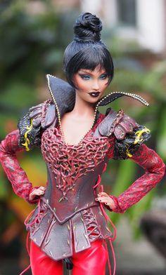 Arnamentia, The Red Queen!