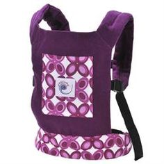 3bfc7ba6247 ERGO Baby Doll Carrier Mystic Purple The Ergobaby Doll Carrier is the the  most popular carrier for the novice big sibling! While mom s carrying baby  in the ...