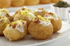 Dahi Batata Puri Chaat Recipe (Classic Indian Tea Time Snack)