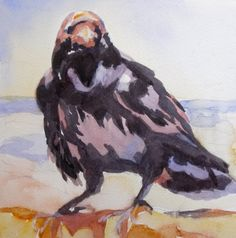 The Daily Paintworks challenge, painting by artist Jo MacKenzie