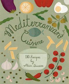 Mediterranean Cuisine #cookbook